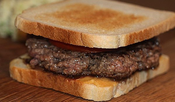 How To Make A Homemade Louis' Lunch Burger
