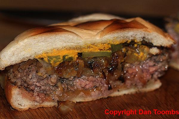 Oklahoma Onion Burger