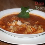 Italian Chicken Vegetable Soup