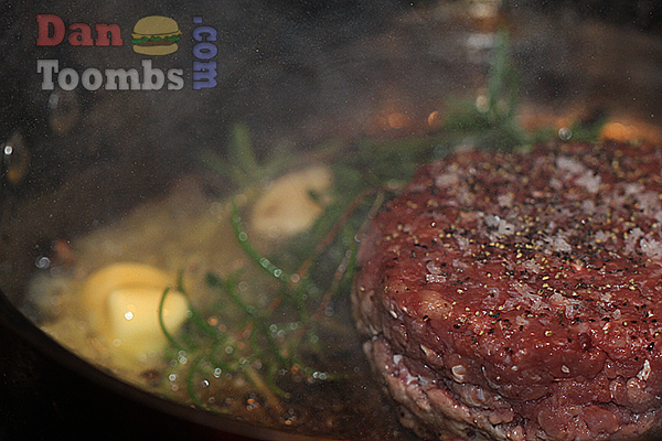 Burger by Dan Toombs