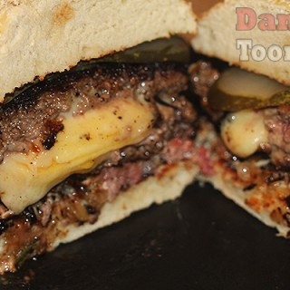 Burger by Dan Toombs