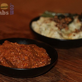 Indian Red Chilli Chutney