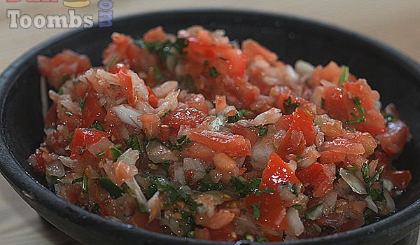 Pico De Gallo – Delicious Salsa