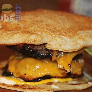 Gluten Free Double Dosa Burger
