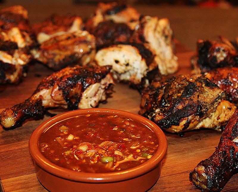 Thai grilled chicken - Gai Yang