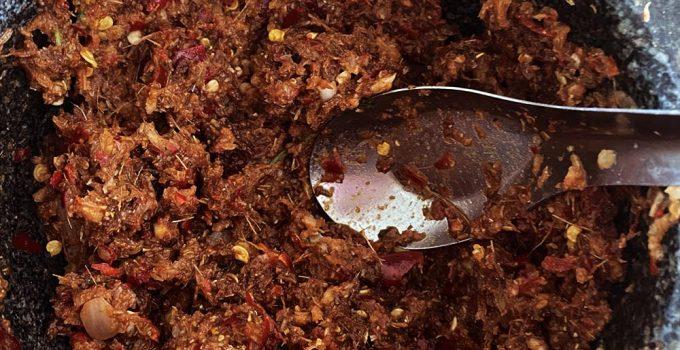 Thai Red Curry Paste – Authentic Recipe
