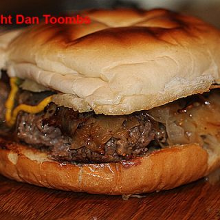 How To Make The Oklahoma Onion Burger From Sid's Diner